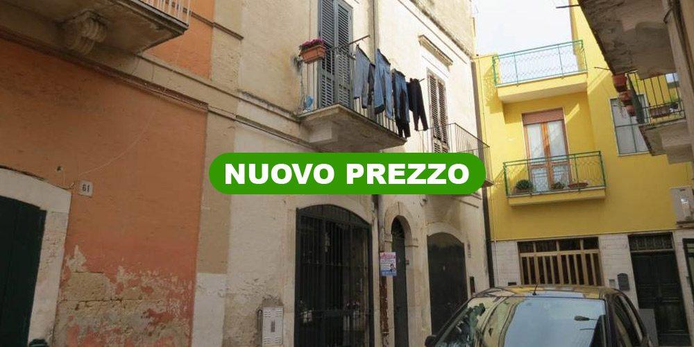 Casa semi indipendente in via Nino Bixio, Rutigliano (Bari)