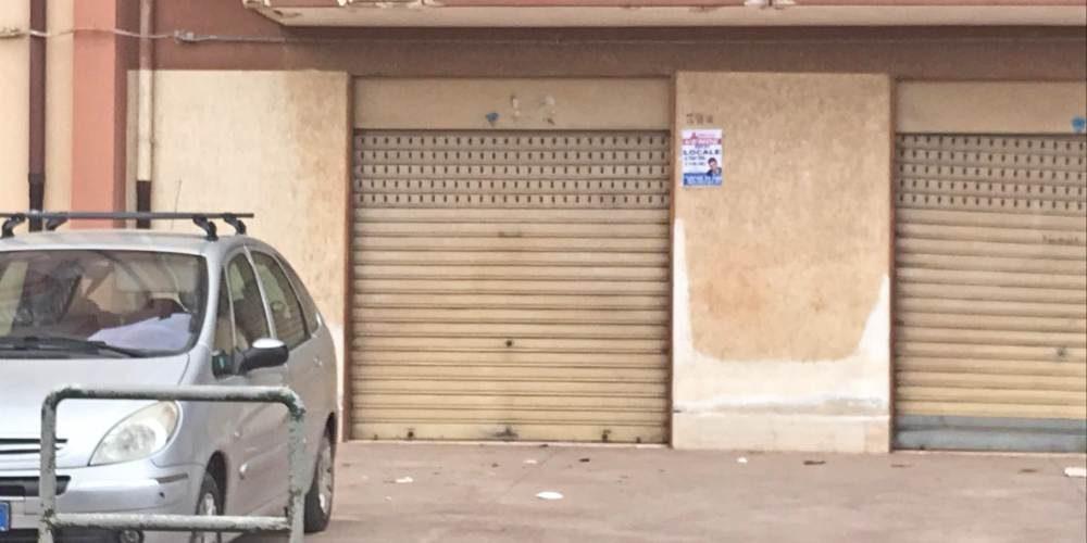 Locale uso deposito (C2) in zona Madonna delle Grazie, box, garage, posto auto – via E. Berlinguer