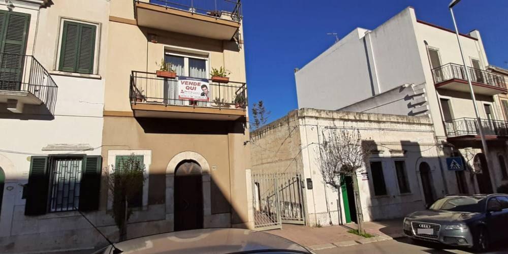 Lotto immobiliare in vendita a Rutigliano: via San Francesco d'Assisi