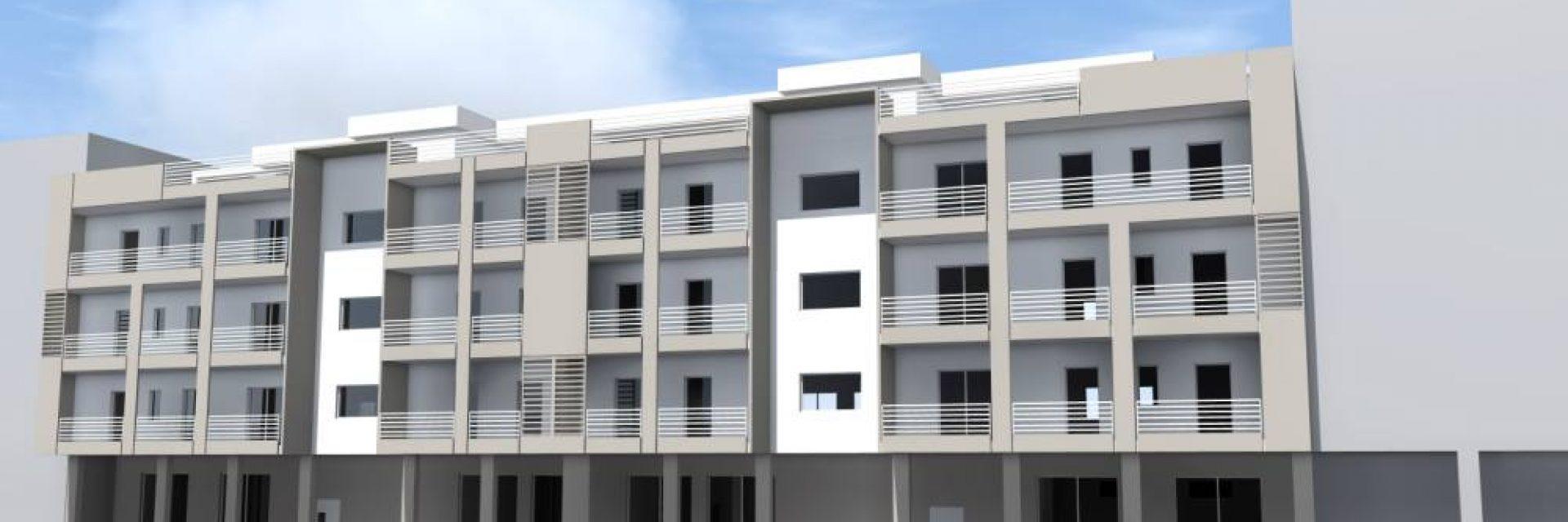 Nuovi appartamenti e box auto