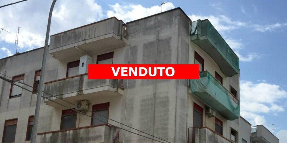 Ampio quadrivani in viale F. Giampaolo a Rutigliano (appartamento)