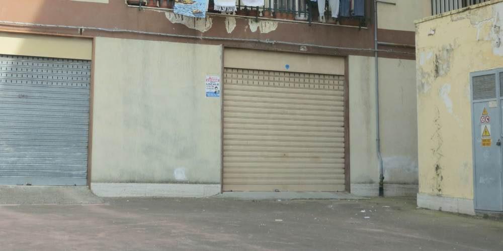 Locale uso deposito (C2) in zona Madonna delle Grazie, box, garage, posto auto – via R. Dell'Andro