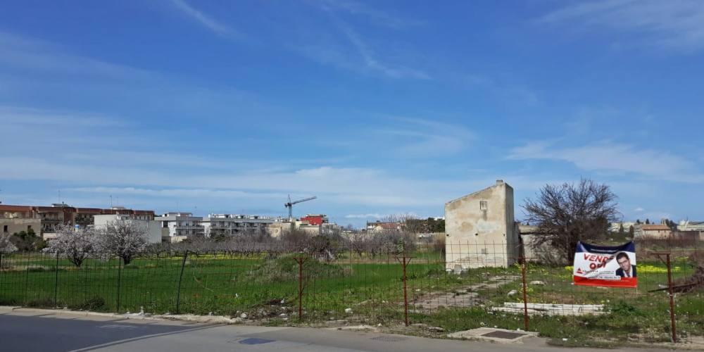 terreno edificabile in via del ciliegio a rutigliano